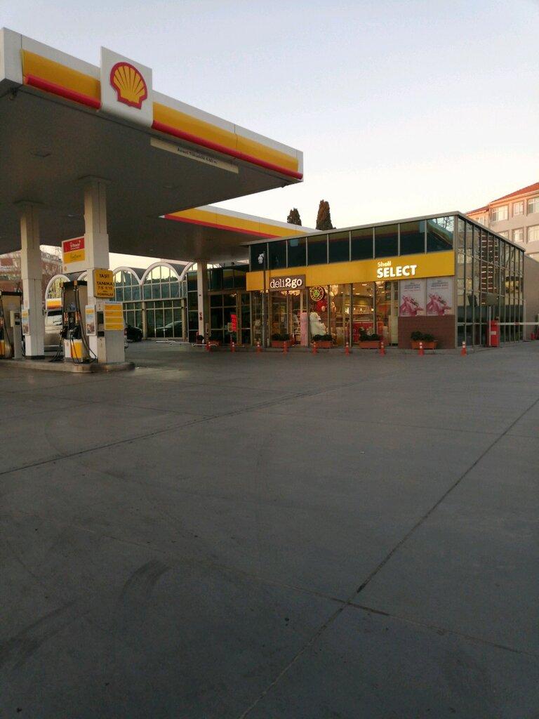 benzin istasyonu — Shell Select — Fatih, photo 1