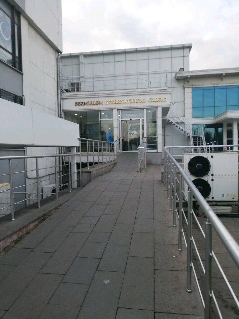 hastaneler — İstanbul Bezmi Alem Valide Sultan Gureba Hastanesi — Fatih, foto №%ccount%