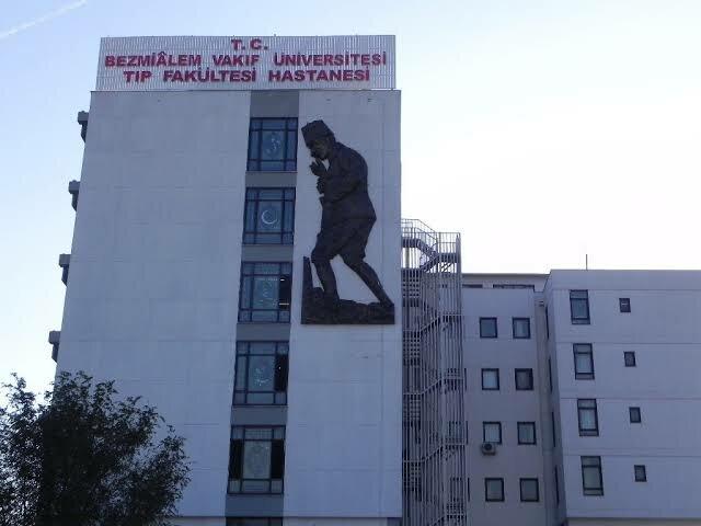 hastaneler — Bezmialem Vakıf Üniversitesi Tıp Fakültesi Hastanesi Koroner Yoğun Bakım Ünitesi — Fatih, foto №%ccount%