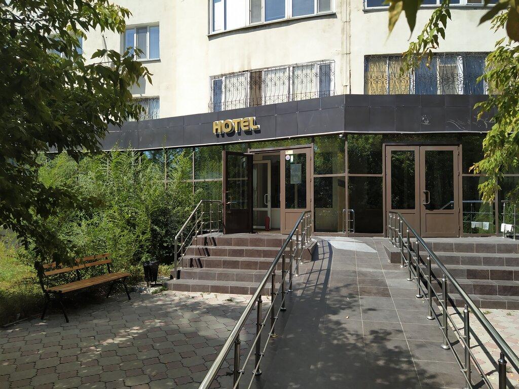 гостиница — Отель Інжу — Нур-Султан, фото №2