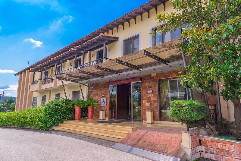 Avalon Airport Hotel Thessaloniki