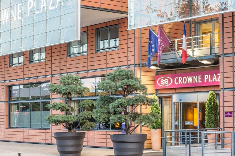 Crowne Plaza Lyon - Cite Internationale
