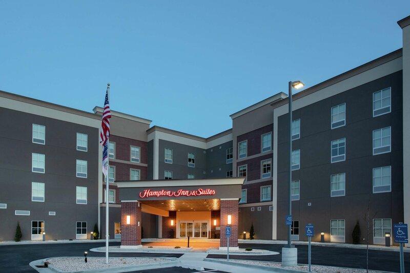 Hampton Inn & Suites North Logan, Ut