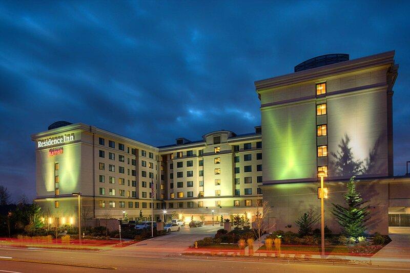 Residence Inn by Marriott Bellevue Downtown