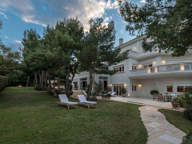 Beautiful Villa in Attica With Sauna