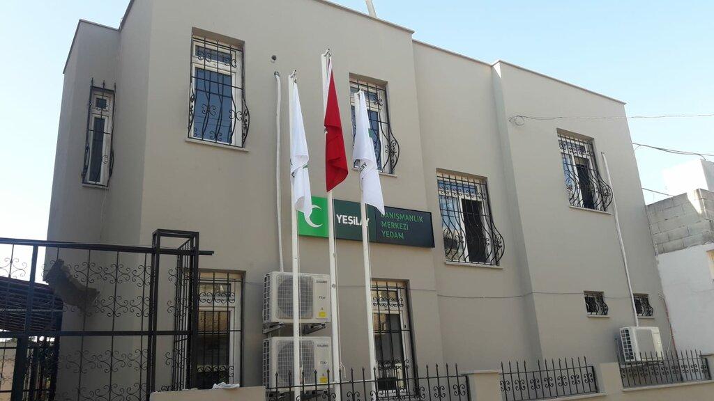 psikolojik yardım hizmetleri — Yeşilay Danışmanlık Merkezi Yedam Kilis — Kilis, foto №%ccount%