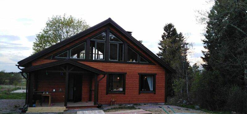 Финский дом Рантуэ