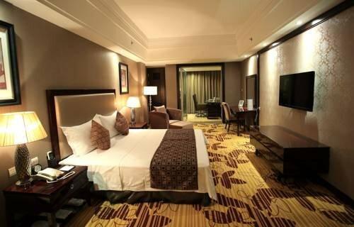 Ulanhot Xing'anmeng Country Garden Phoenix Hotel