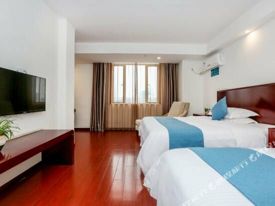 GreenTree Inn Jingdezhen Square North Road Express Hotel