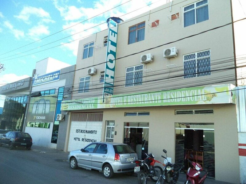 Hotel e Lanchonete Araújo