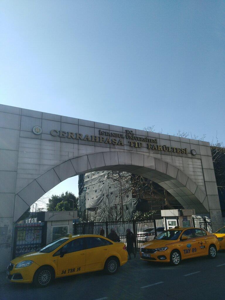 poliklinikler — İstanbul Üniversitesi Cerrahpaşa Tıp Fakültesi Plastik ve Rekonstrüktif Cerrahi Servisi — Fatih, photo 1