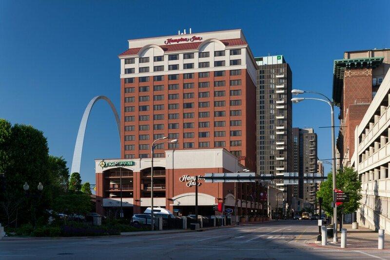 Hampton Inn St Louis-Downtown, Mo