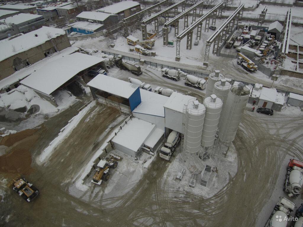 завод бетона жуковский