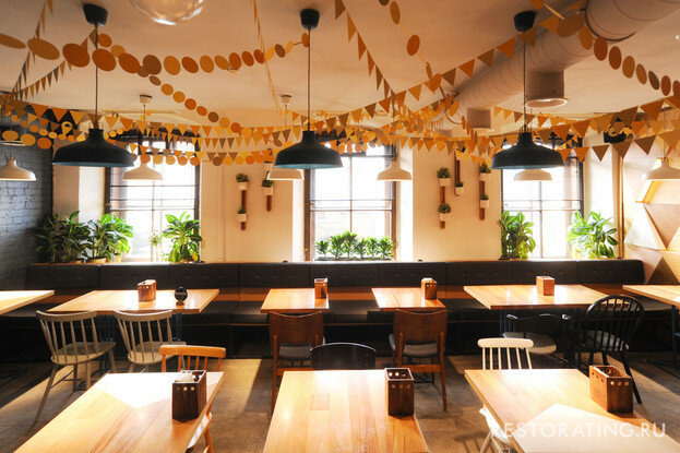 restaurant — Wong Kar Wine — Saint Petersburg, фото №5