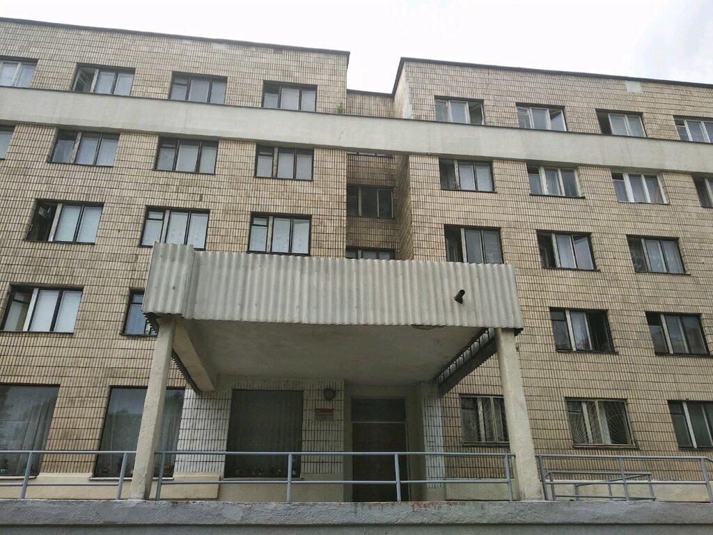 общежитие — Общежитие № 8 МАЗ — Минск, фото №2
