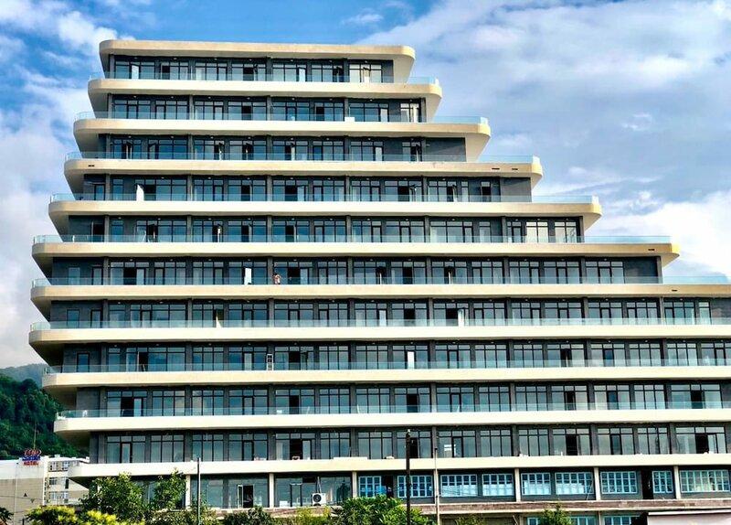 Отель Roshe by Mgzavrebi