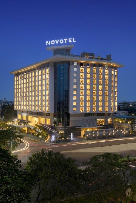 Novotel Vijayawada Varun Hotel