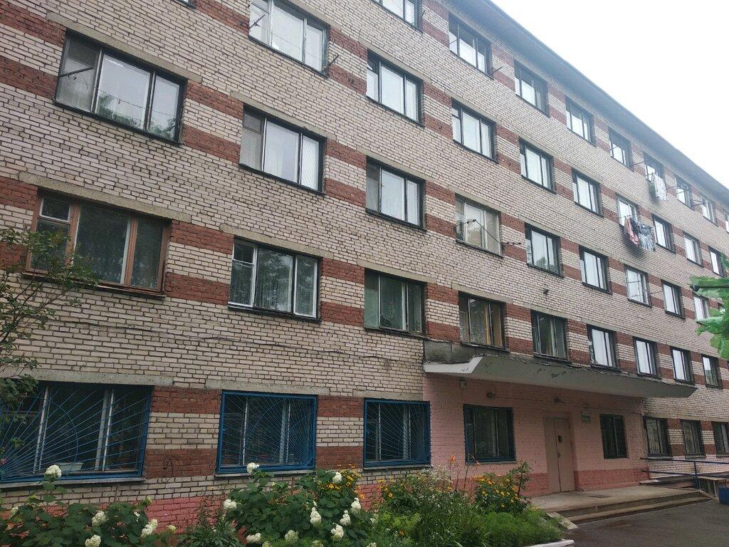 общежитие — Общежитие № 3 МАЗ — Минск, фото №2