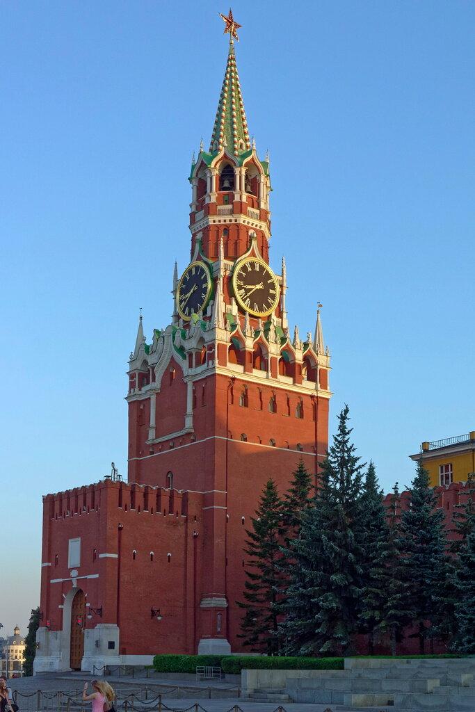 музей — Спасская башня — Москва, фото №6