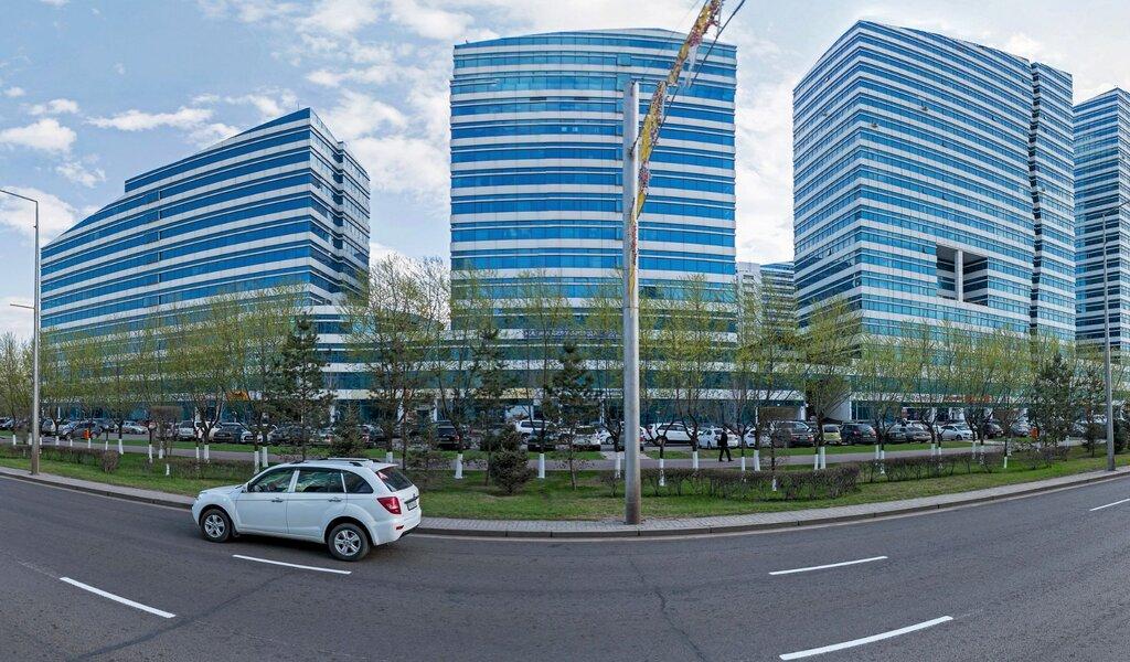 Панорама бізнес-центр — БЦ Взб — Нур-Султан (Астана), фото №1