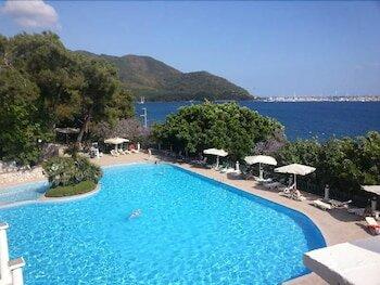 готель — Club Nimara Beach Resort Otel - All Inclusive — undefined, фото №1