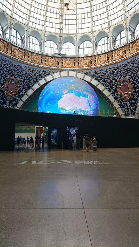 выставочный центр — Космонавтика и авиация — Москва, фото №10