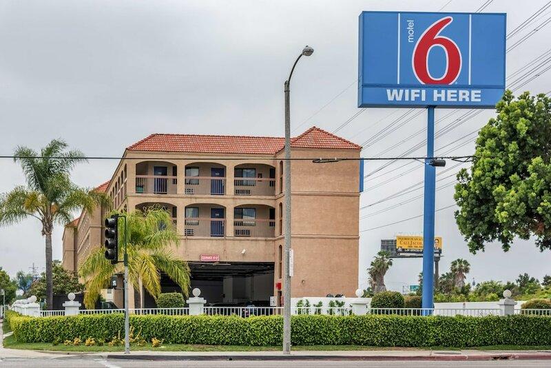 Motel 6 Gardena, Ca - South