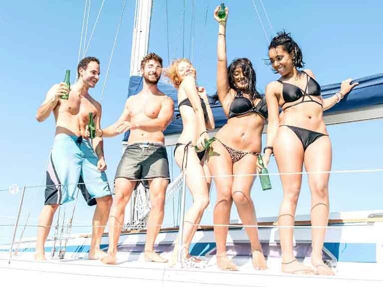 катера, лодки, яхты — Калипсо Яхты Сочи — Сочи, фото №2