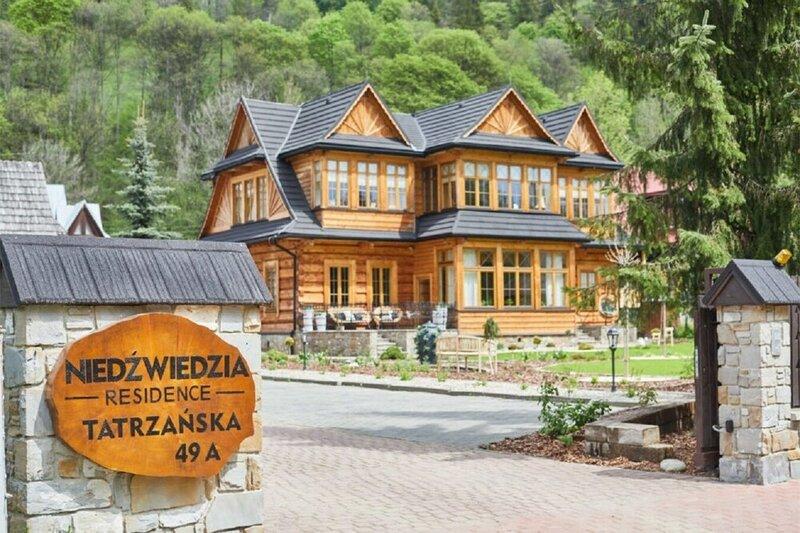 Niedzwiedzia Residence