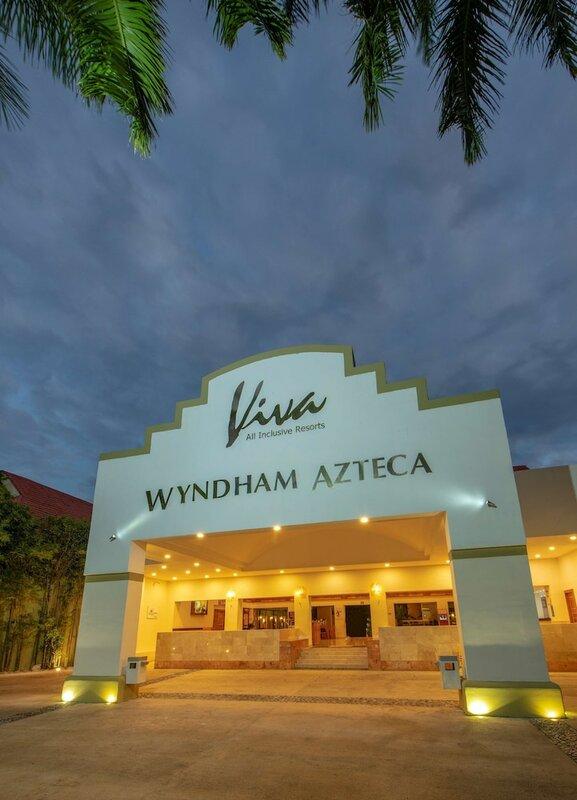 Viva Wyndham Azteca - Все включено