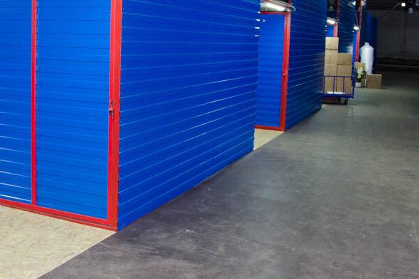 складские услуги — Центр хранения вещей и мебели Промо Склад — Москва, фото №2