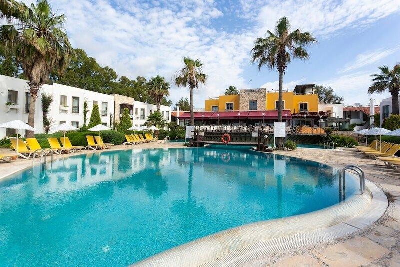 Ladonia Onderhan Hotel - All Inclusive