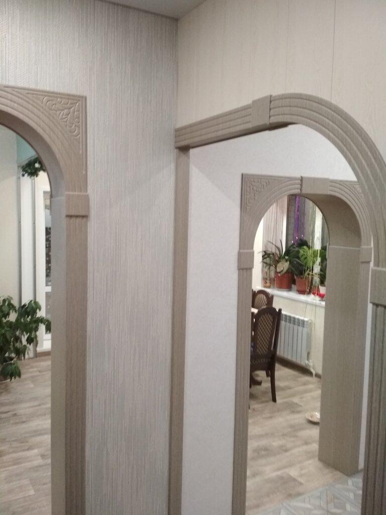 маша выложила проект дверных арок фото столичную фишку