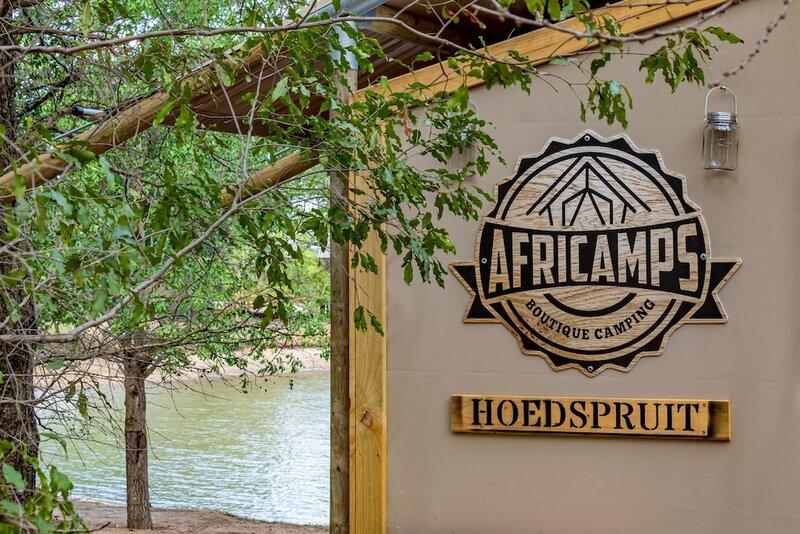 Africamps at Hoedspruit
