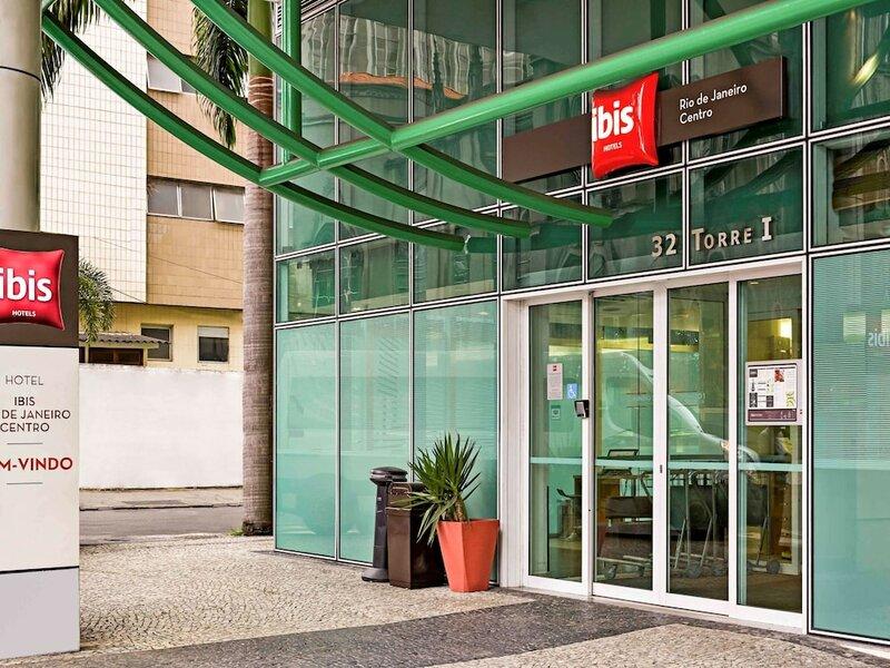 ibis Rio de Janeiro Centro Hotel