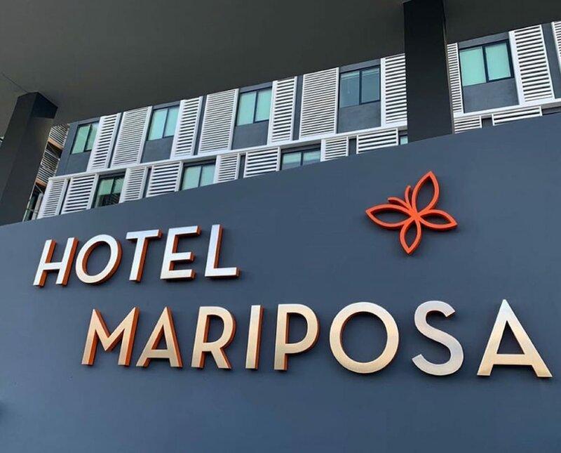 Hotel Mariposa Los Angeles