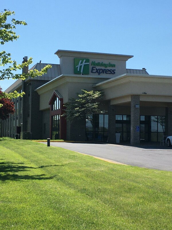 Holiday Inn Express Winchester South-Stephens City