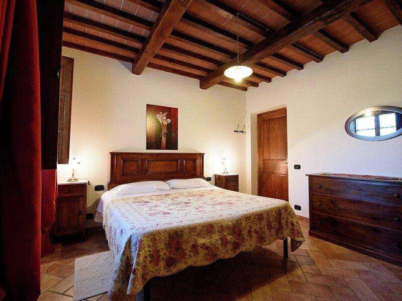 Villa Ruby Lisciano Niccone