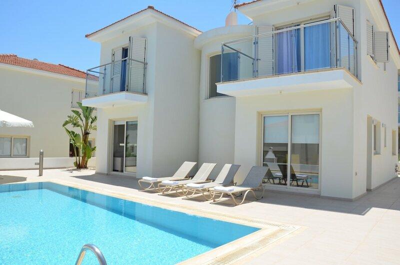 Athena Beach Villa