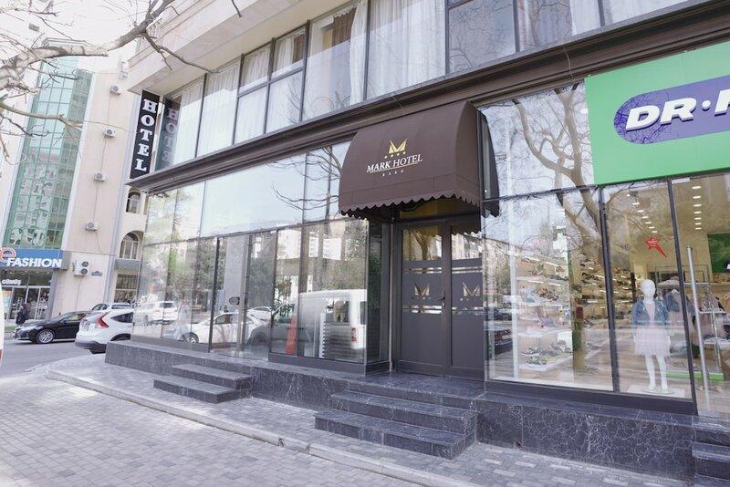 Отель Mark Baku