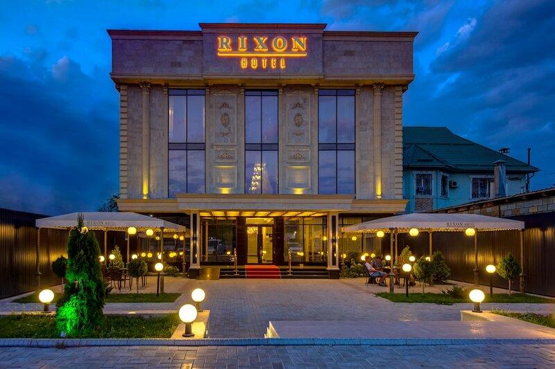 Гостиница Rixon Hotel