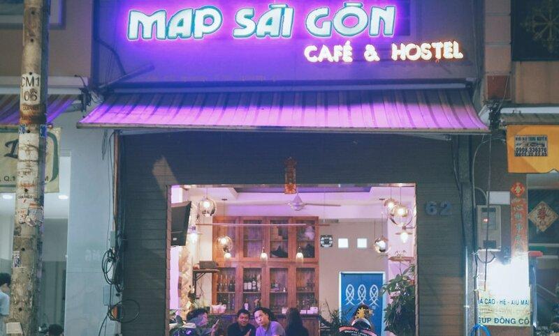Map Saigon