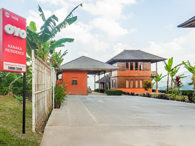 Oyo 1458 Kanaka Residence