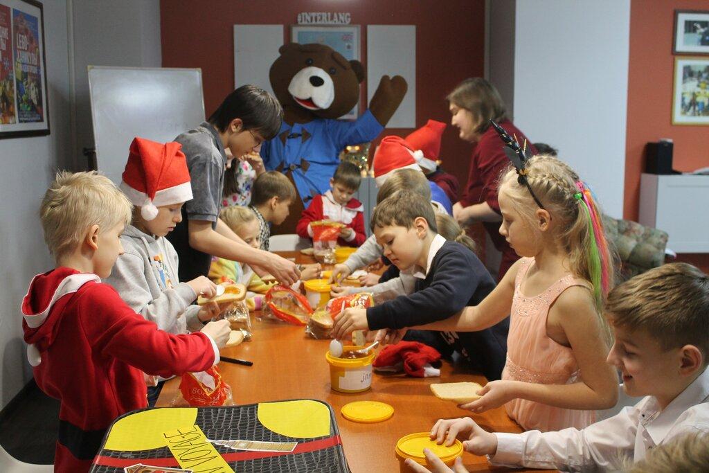 курсы иностранных языков — Школа иностранных языков Интерлэнг — Новосибирск, фото №1