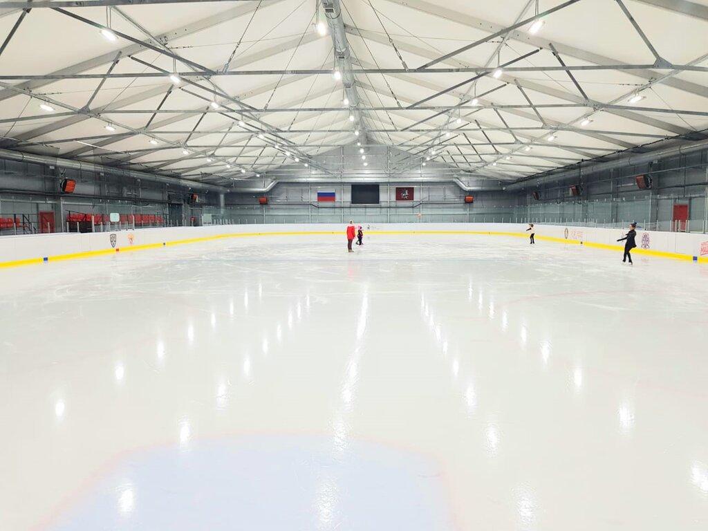 sports center — Спорттех Арена Восток — Moscow, photo 1