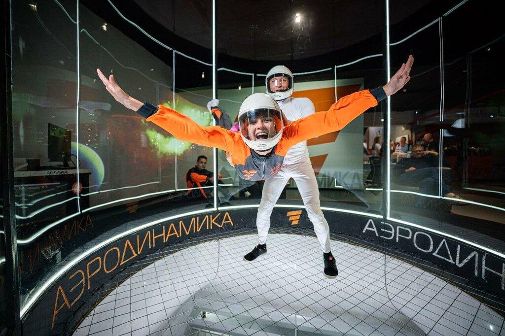 аэротруба — Аэротруба Аэродинамика — Москва, фото №1