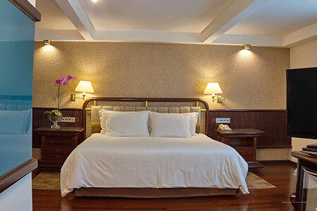 Bourbon Joinville Hotel Business