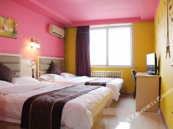 Qingdao Wenxin Rujia Trestle Seaview Apartment