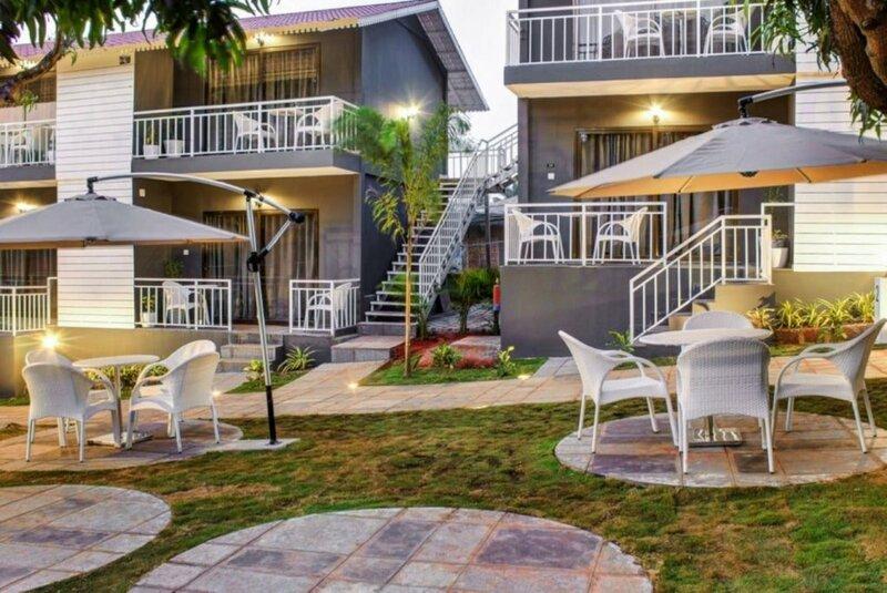 Отель Oceans 7 Ashwem