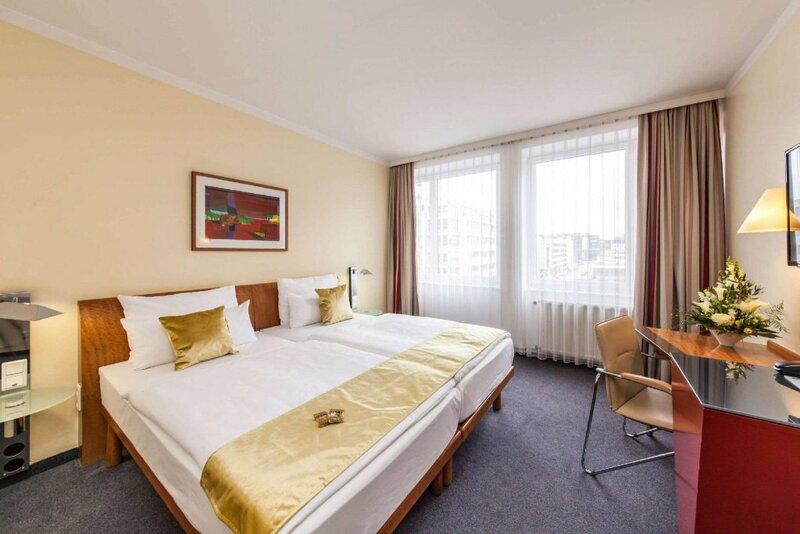 Hotel Ambassador Hamburg